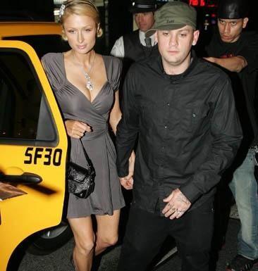 Paris Hilton ve Benji Madden
